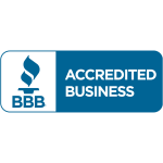 BBB Logo - Midwest Heating is Better Business Bureau Accredited