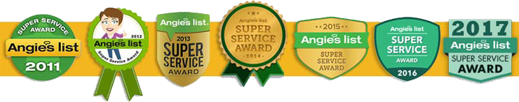 angies list super service award for midwest heating and cooling