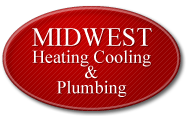 Midwest Heating, Cooling & Plumbing Logo