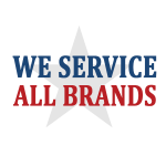 we service all brands of furnaces and air conditioners